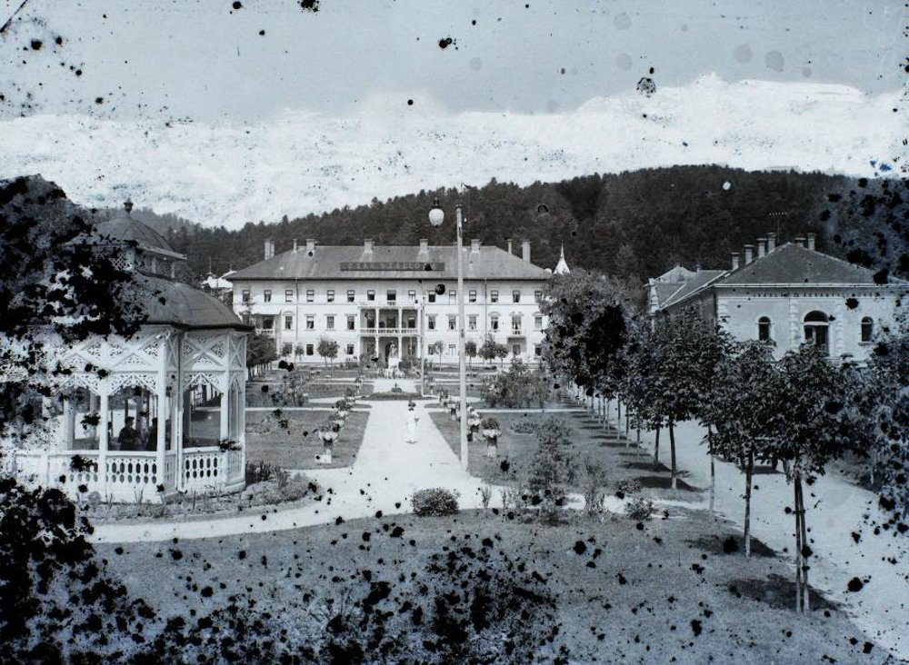 historia-kupele-bardejov-20-storocie