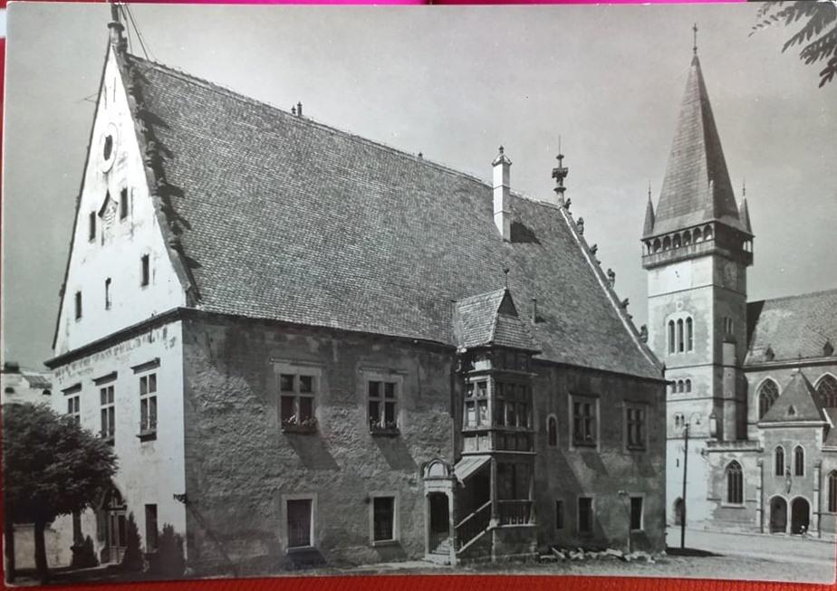 Bardejov Historická foto