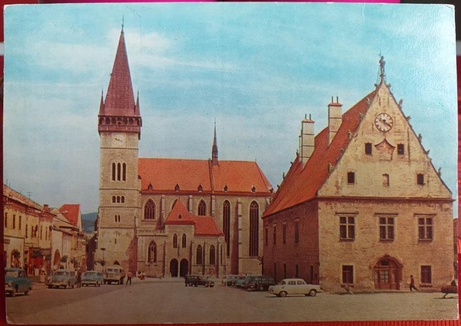 Historická fotografia Bardejov