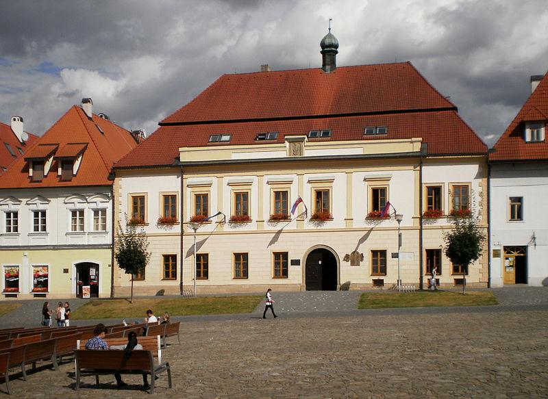 Bardejov mestský úrad