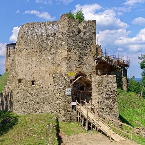 Bardejov hrad zborov